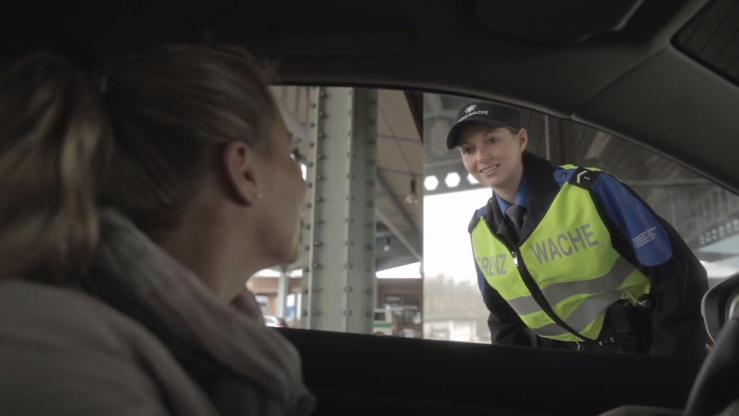 Infofilm zur Einfuhr von Personenwagen