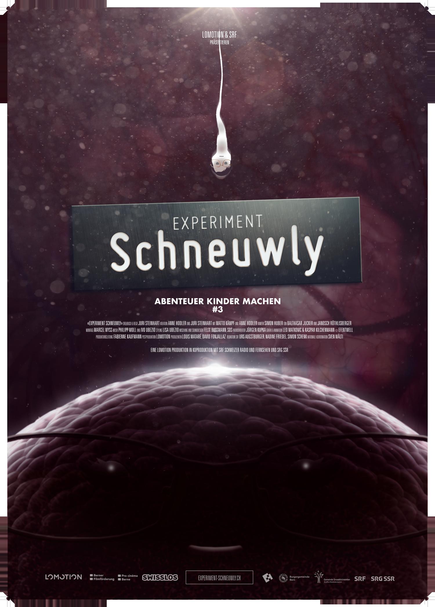 Experiment Schneuwly Staffel 2 und 3